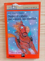 Danko, el caballo que conocía las estrellas.